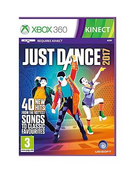 Xbox 360 Just Dance 2017  Xbox 360