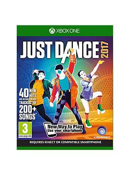 xbox-one-just-dance-2017