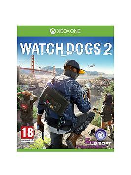 Xbox One Watch Dogs 2  Xbox One