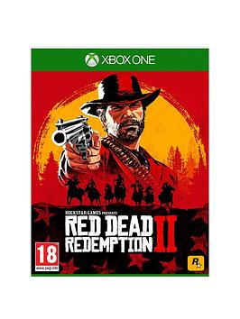 Xbox One Xbox One Red Dead Redemption 2 Picture