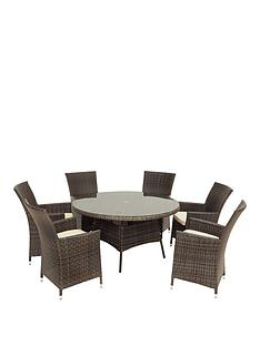 california-round-dining-set