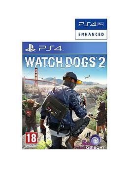 Playstation 4 Watch Dogs 2  Ps4