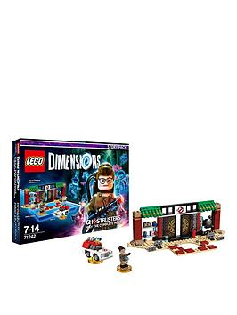 Lego Dimensions New Ghostbusters Battle Pack 71242