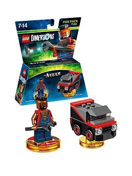 Lego Dimensions The A Team Fun Pack 71251
