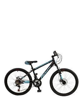 Falcon Nitrol Suspension Boys Mountain Bike 14 Inch Frame