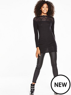 v-by-very-lace-bardot-tunic