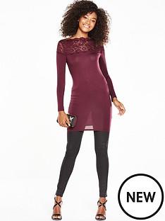 v-by-very-lace-bardot-tunic