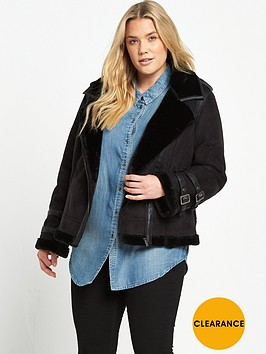v-by-very-curve-shearling-biker-jacket