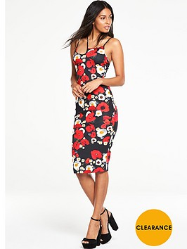 v-by-very-poppy-printed-bodycon-dress