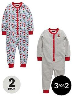 mini-v-by-very-boys-cute-elf-sleepsuitsnbsp2-pack