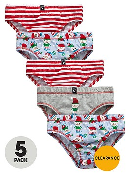 mini-v-by-very-boys-elf-briefs-5-pack