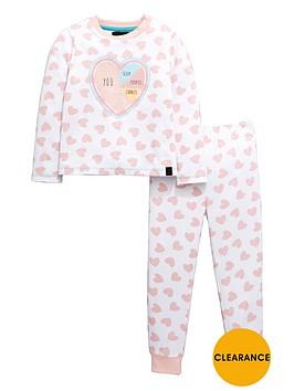mini-v-by-very-girls-heart-print-pyjamas