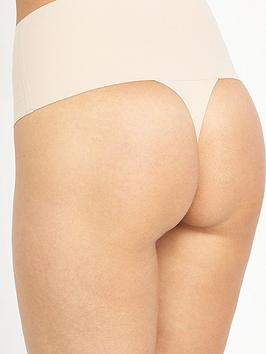 2c621ef0cccc Spanx Undie-Tectable Thong - Soft Nude   littlewoods.com
