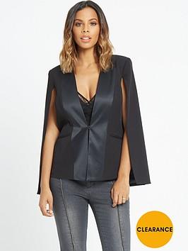 rochelle-humes-cape-tuxedo-jacket-black