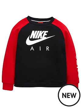nike-air-young-boys-fleece-crew