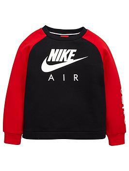 nike-air-young-boys-fleece-sweat-top