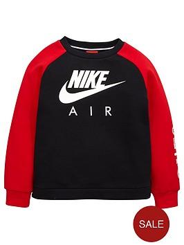 nike-air-young-boys-fleece-sweat-top
