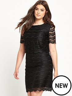 so-fabulous-double-layer-lace-dressnbsp--black