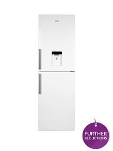 beko-cfp1691dw-60cm-frost-free-fridge-freezer-next-day-delivery-whitenbsp