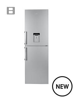 beko-cfp1691ds-60cm-frost-free-fridge-freezer