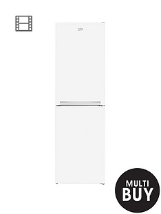 beko-cfg1582w-55cm-frost-free-fridge-freezer-white