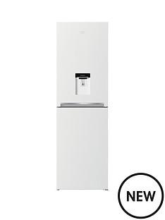 beko-cfg1582dw-55cm-frost-free-fridge-freezer-white