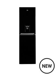 beko-cfg1582db-545cm-frost-free-fridge-freezer-black