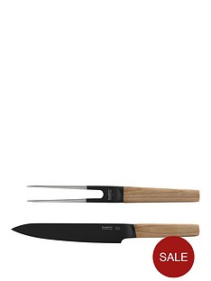 berghoff-ron-2-piece-ash-wood-carving-set