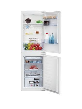 Beko Bcsd150 54Cm Wide Integrated Fridge Freezer  Fridge Freezer With Connection