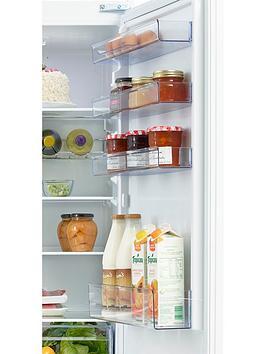Beko Bcsd173 Integrated Fridge Freezer   Fridge Freezer Only