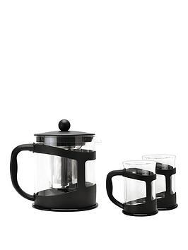 berghoff-studio-black-1lt-tea-maker-with-2-free-tea-cups