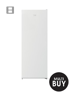 beko-lsg1545w-55cmnbspwide-freestanding-tall-larder-fridge-white