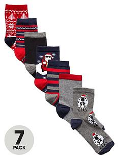v-by-very-boys-christmas-socks-7-pack