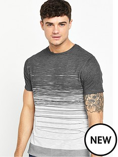 river-island-scribble-fade-printed-short-sleeve-t-shirtnbsp