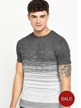 river-island-scribble-fade-printed-short-sleeve-t-shirtnbsp