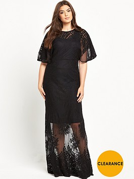 v-by-very-curve-lace-mini-lining-maxinbspdress-black
