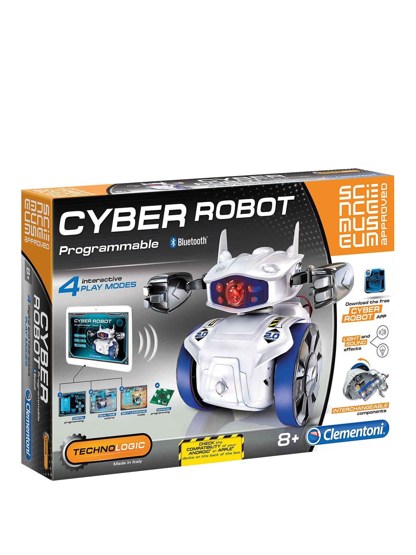 Compare prices for Clementoni Science Museum Cyber Robot