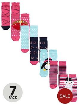 mini-v-by-very-girls-christmas-socks-7-pack