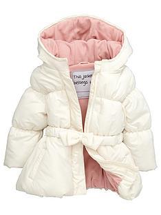 mini-v-by-very-girls-bow-belt-padded-coat