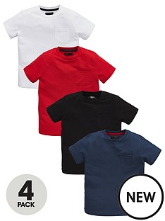 mini-v-by-very-boys-slubnbsppocket-t-shirts-4-pack