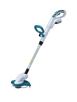 makita-g039-series-144v-cordless-grass-trimmer-telescopic-shaft-adjustable-loop-handle-adjustable-amp-rota