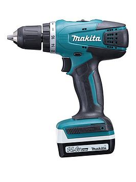 makita-g039-series-144v-cordless-drill-driver-10mm-keyless-chuck-variable-speed-2-speed-gearbox-soft-gr