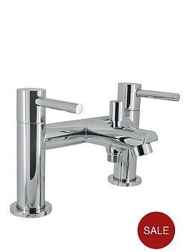 eisl-bath-deck-shower-mixer-with-minimalist-lever-handles