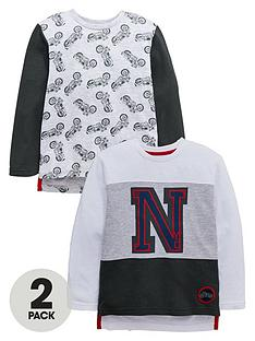 mini-v-by-very-boys-nycnbspmotorbike-t-shirts-2-pack