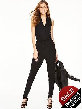 v-by-very-petite-high-v-necknbspwrap-jumpsuit