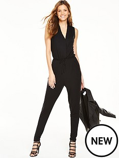 v-by-very-high-neck-wrap-jersey-jumpsuit