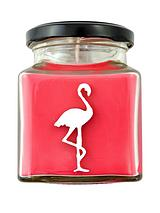 Strawberries 'n' Champagne Jar Candle
