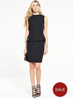 v-by-very-high-neck-peplum-pencil-dress