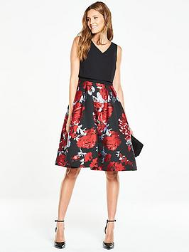 v-by-very-2-in-1-jaquard-prom-dress