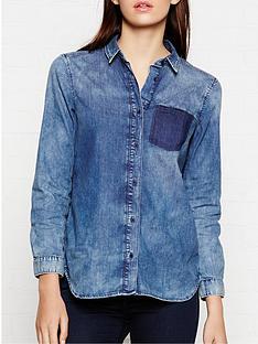 calvin-klein-harper-boy-contrast-shirt-blue